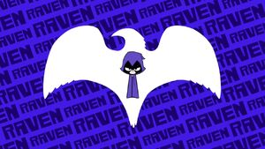 Raven title card