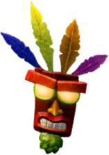 Aku Aku Crash Bandicoot N. Sane Trilogy