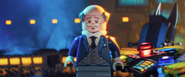 Alfred shocked