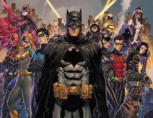 Batman Family Prime Earth 001