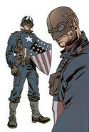 Captain america ultimates