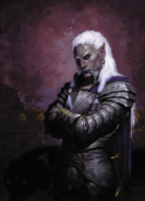 Forgotten Realms - Drizzt Do'Urden by Brom
