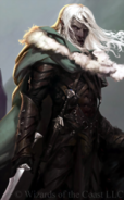 Forgotten Realms - Drizzt Do'Urden by Tyler-Jacobson