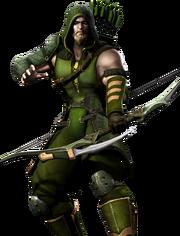 Green Arrow injustice