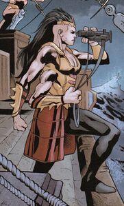 MKX (comic) Sheeva