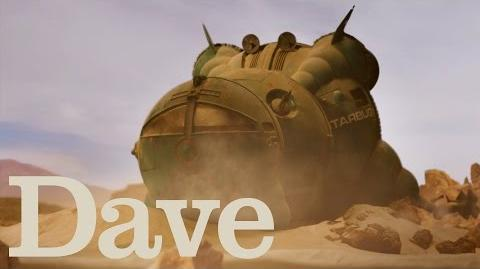 Red Dwarf XI - E1 Starbug Crashes In The Desert Dave