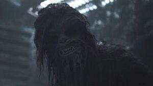 Solo A Star Wars Story Han Meets Chewie Scene (Han Solo vs Chewbacca)