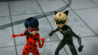 Stormy Weather - Ladybug and Cat Noir 09