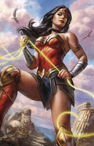 Wonder Woman Vol 1 755 Textless Variant