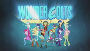 Wondercolts