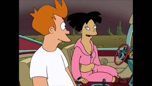 Amy & fry