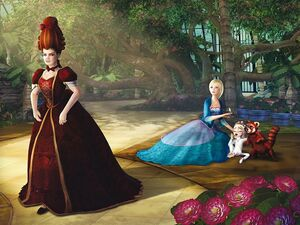 Barbie as The Island Princess Official Stills 11