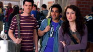 Colin, Raj & Selena