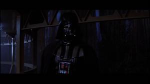 Darth Vader chatises