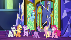 Discord closing the dimension curtain S9E1