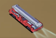Fire truck Optimus Prime
