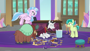 Neighsay 'get word to Celestia and Luna ' S8E26