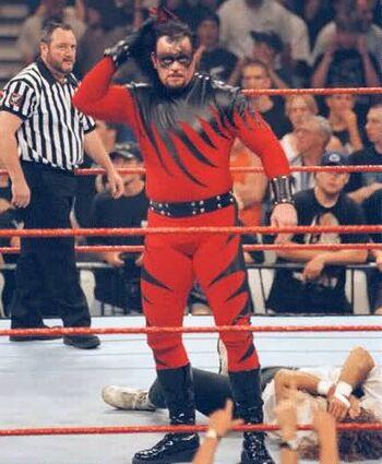 Kane disguise