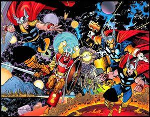 Thor by simonson