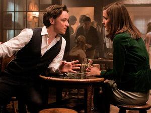 Charles and Moira