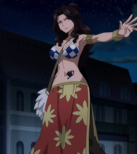 Fairy tail stitch cana alberona 01 by octopus slime ddcyck9