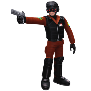 GUN Soldier Classic