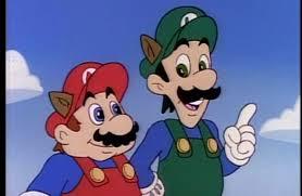 Luigi cartoon 3