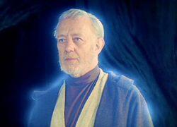 Old Ben Kenobi Spirit