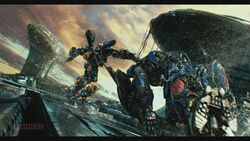 Transformers The Last Knight - Extended Super Bowl Spot 4K Ultra HD Gallery 147