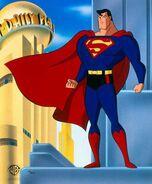 WB1153 Classic Superman