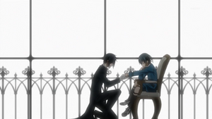 Ciel and Sebastian Opening KII