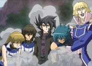 Crowler, Chazz, Jesse, Alexis and Atticus are Back