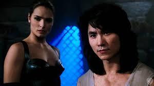 Liu and Kitana