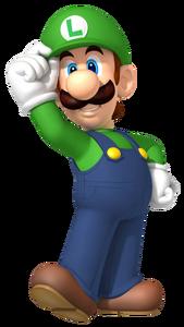Luigi (Super Mario Bros
