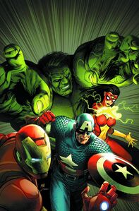 Avengers Assemble Vol 2 9 Textless