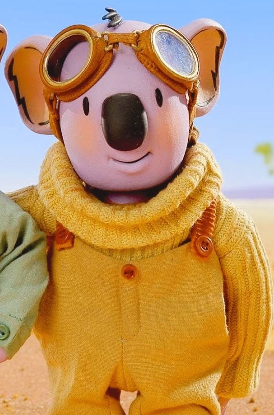 Buster (The Koala Brothers) | Heroes Wiki | FANDOM powered