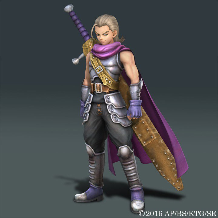 Cesar (Dragon Quest Heroes II: Twin Kings And The Prophecy