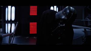 Darth Vader rising