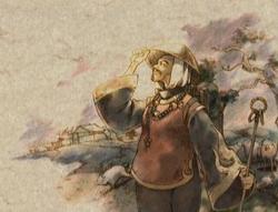 Protagonist Master Zhuzhen