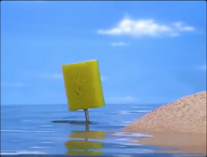 SpongeBob real live