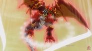 Titan Dragonoid before he became Dragonoid Maximus