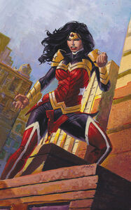 Wonder Woman Vol 4 46 Textless