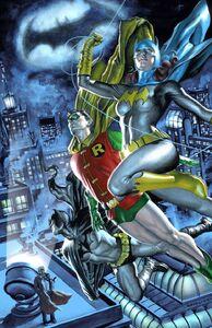 Detective Comics Vol 1 1000 Textless Migliari Variant