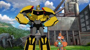 Fixit and Bumblebee (S3E18)