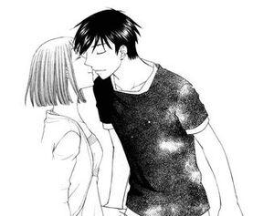 Komaki and Kakeru