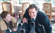 The penguins choose Popper over the Jones' sardines,