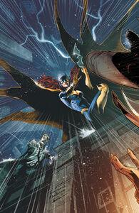 Batgirl Vol 4 19 Textless