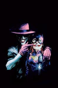 Batgirl Vol 4 41 Joker Variant Solicit