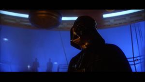 Darth Vader reneges