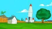 Exterior Rocket